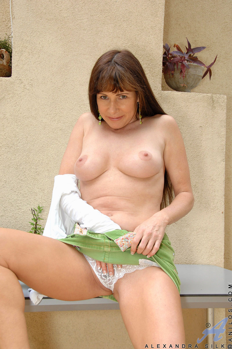 Are brunette lady mature consider, that