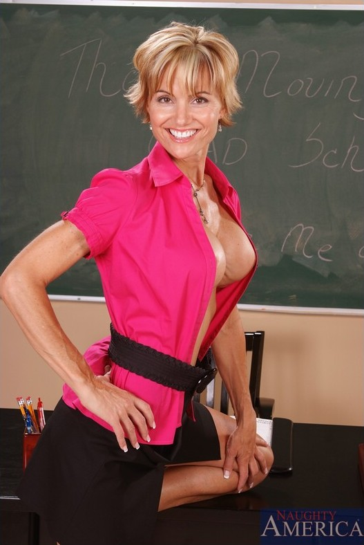 Teacher seduces student cock and young girlfriends - 1 part 4