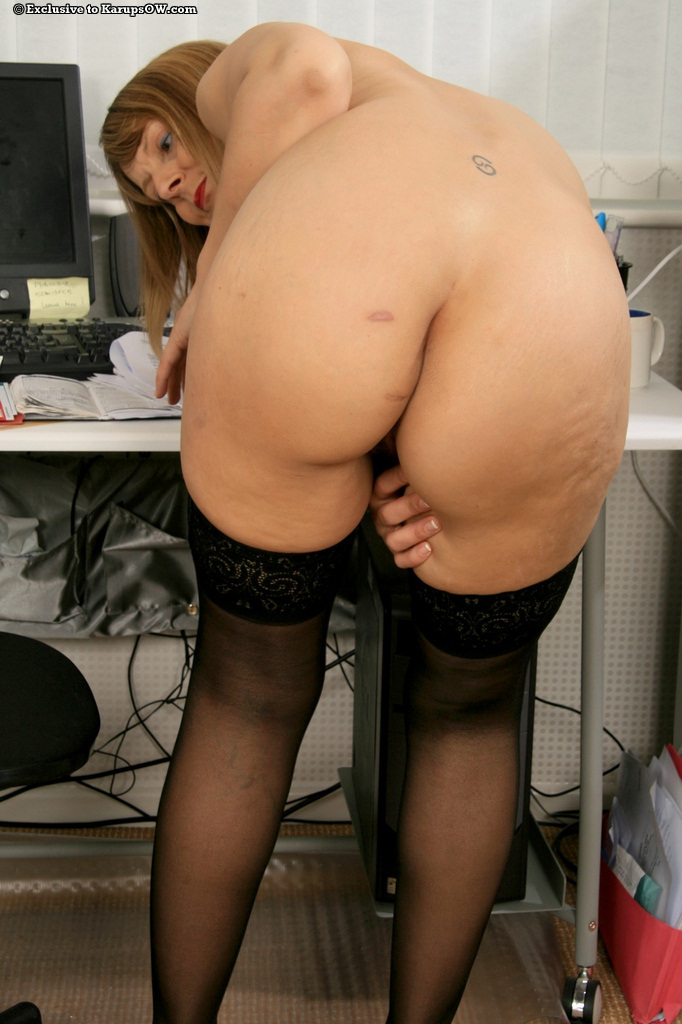 Can not office milf sandy shows phrase