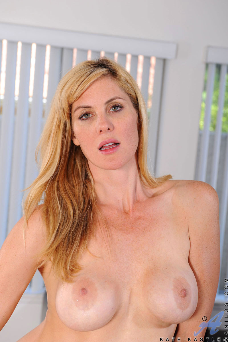 Fucked gets perky blonde