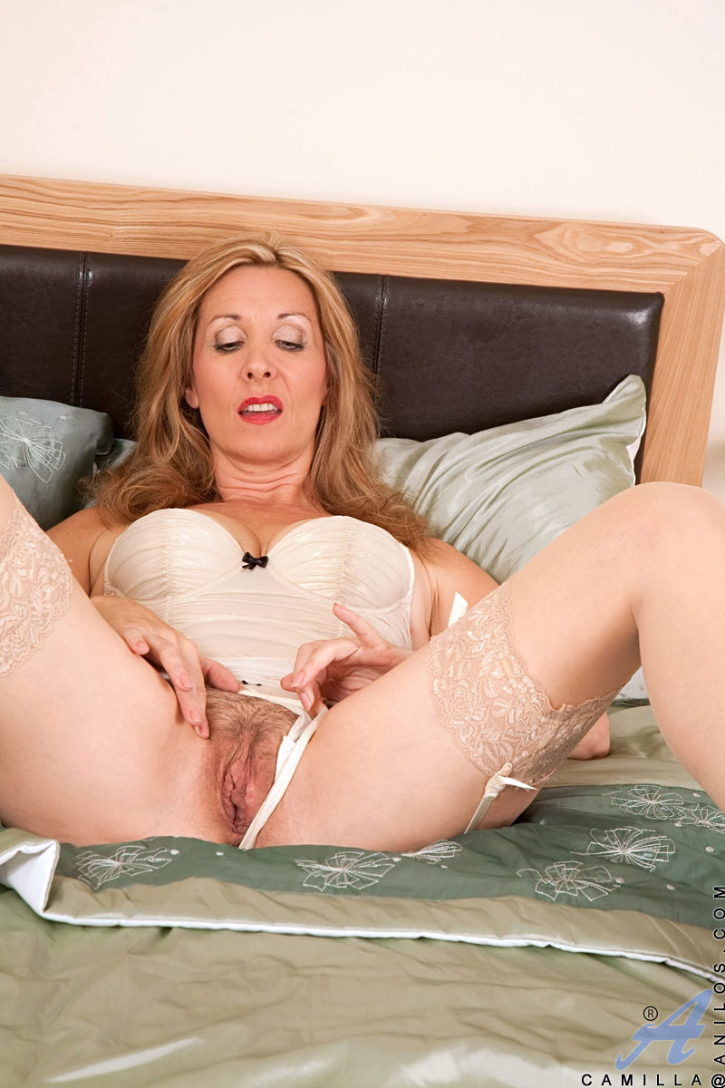 Hairy Hot and Horny MILF