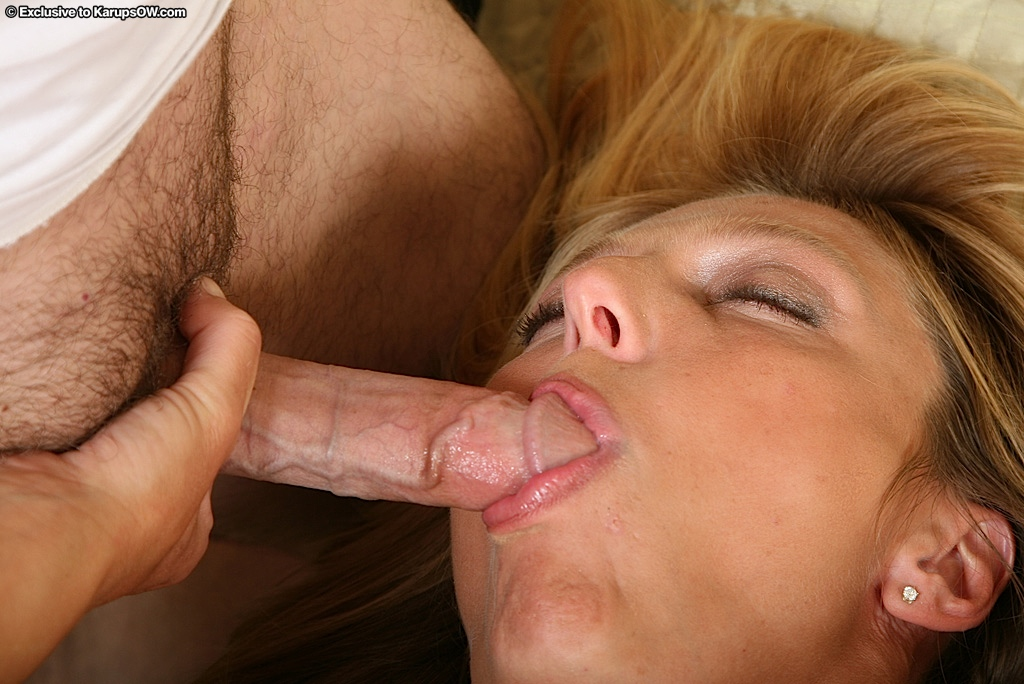 Tight babes sucking and fucking a cock at sho 7