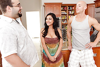 Priya Rai takes her sexy summer dress off and gets screwed by her horny lover