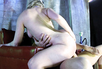 Sunny Lane screams and moans passionately as she gets her tight muff drilled by throbbing piece of big meat