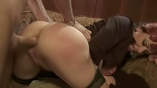 Horny milf needs an ass fuck