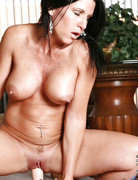 Naked milf and toy You