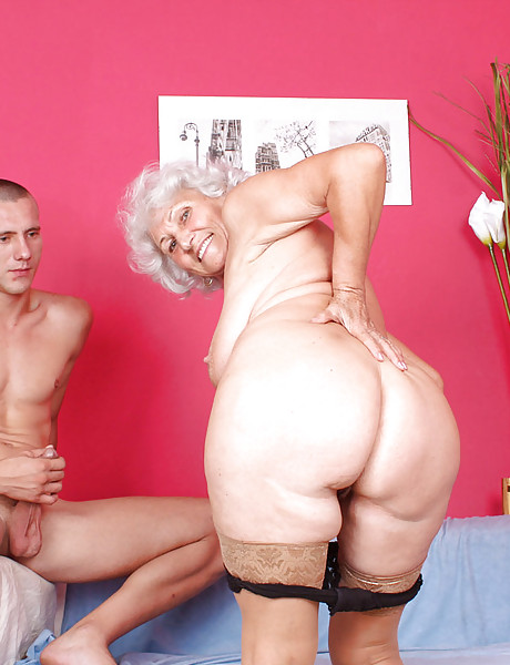 Hot granny getting fucked for explanation