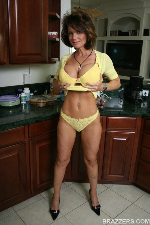 Busty milf whore
