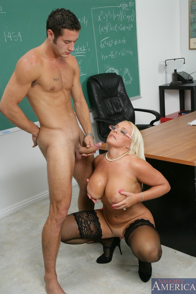 Milf teacher fuck