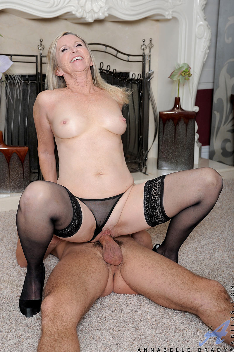 Two horny MILF slut blowing cock