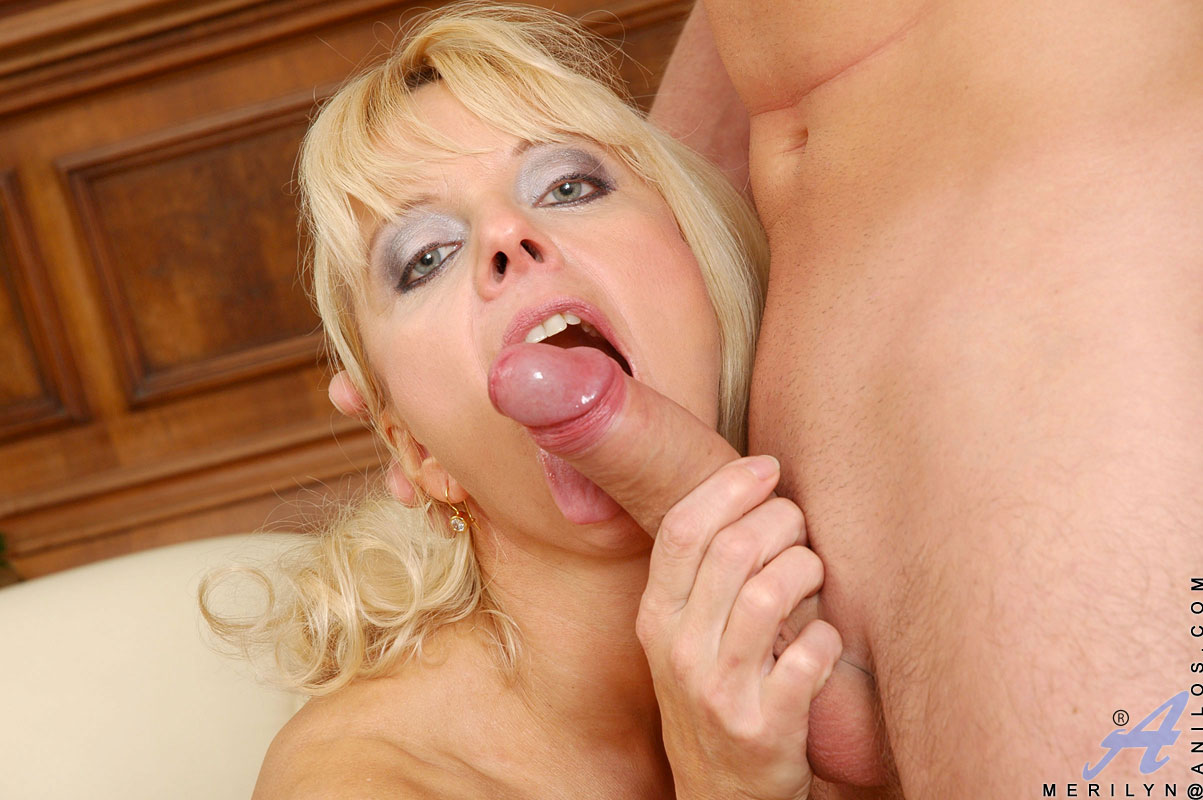 Milf cant get enough of hard cocks
