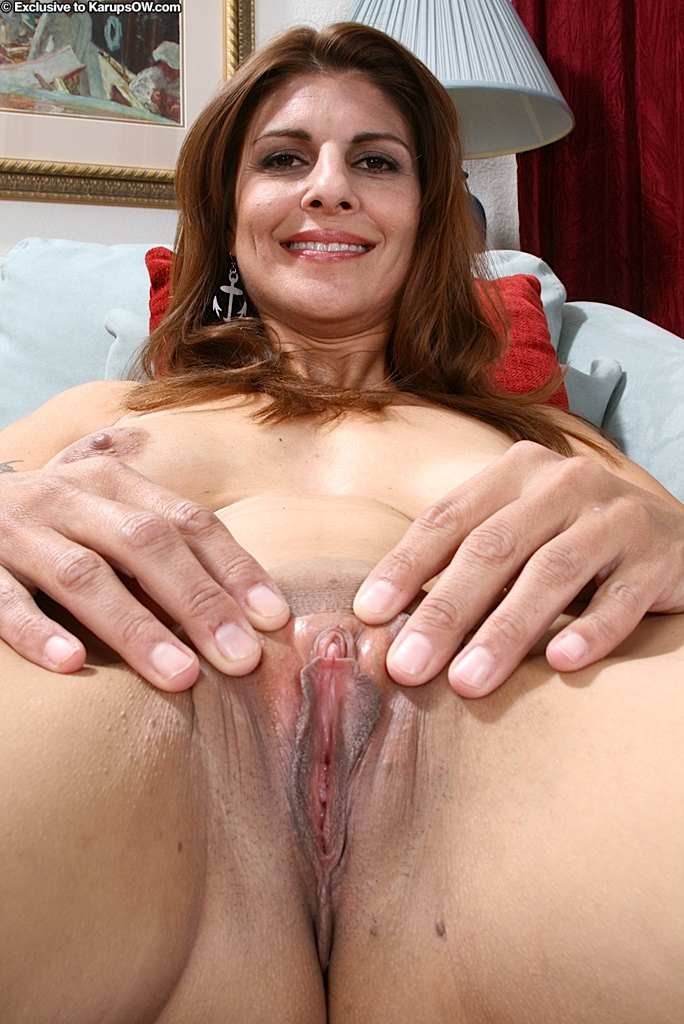 Amateur mature facial cum