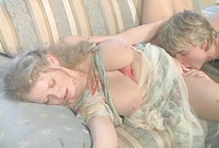 Victoria Virgin spreads her sexy legs before the camera and gets her vagina eaten out passionately