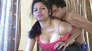 Indian Girlfriend Fucked By Lover - HotShortFilms.com