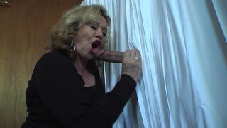 GILF Kitten Natividad Milks her Son